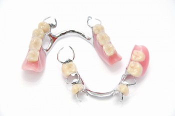 broken or cracked dentures